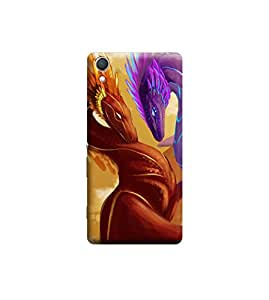 EPICCASE Premium Printed Mobile Back Case Cover With Full protection For Sony Xperia Z2 (Designer Case)