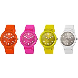 Mascagni Colourful Silicone Watch