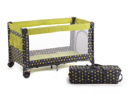 CHIC 4 BABY 340 42 Reisebett Luxus, Lemontree