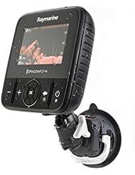 ROKK Mini ajustable para pantalla plana para Raymarine Dragonfly 4, 5& 7Pro, color negro