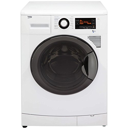 Beko WDA914401W 9kg Wash 6kg Dry 1400rpm Freestanding Washer Dryer-White