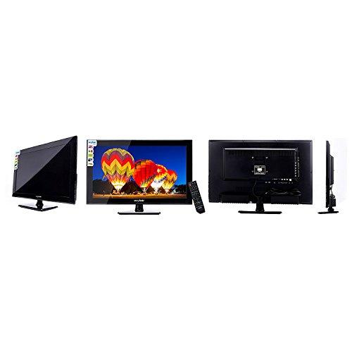 Wybor W24 59cm Black (24) HD Ready LED Television - Samsung Panel