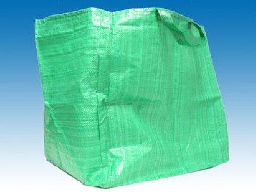 Filmer 2052070 - Feuilles et sac à déchets, vert, 70 litres