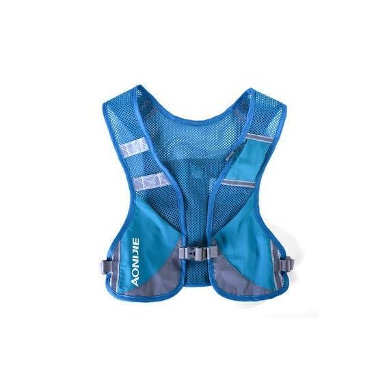Generic Sports Running Reflective Vest Backpack Hiking Climbing Marathon Hydration Pack