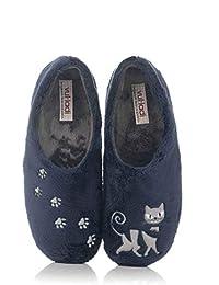 c8a3d499a1 Amazon.es  Zapatillas de estar por casa  Zapatos y complementos