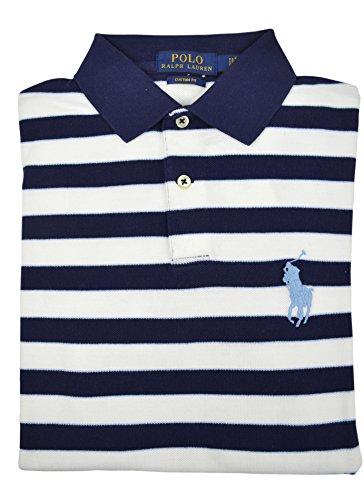 Polo Ralph Lauren Herren Poloshirt, kurzärmelig, Herren, Navy, XX-Large
