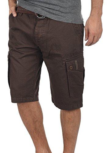 SOLID Valongo Cargo Shorts, Größe:L;Farbe:Coffee Bean (5973)