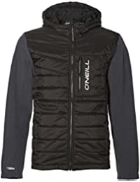 ONeill 8P0118 Chaqueta, Hombre, Negro (Black out), S