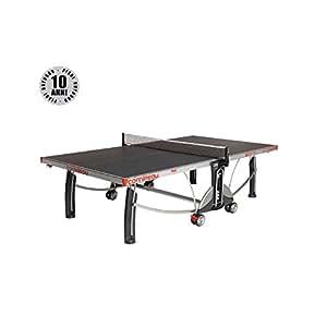 Cornilleau - Table Ping Pong - Sport 500M Outdoor - Couleur : Gris