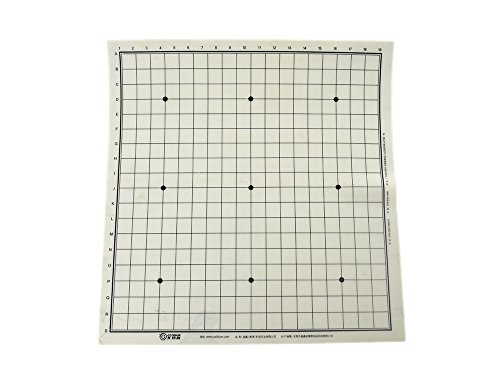Preisvergleich Produktbild AT MOUSE Roll-up Silicone Go Set Mat for Chinese Go Game (Rice White)