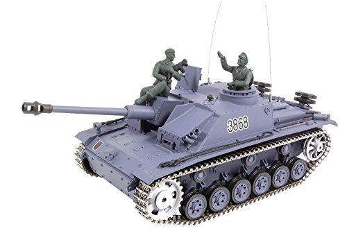 "XciteRC 35531000 Panzer Sturmgeschütz III AUSF.G.SD.KFZ 142-1\""-RTR Professional 2.4 GHz"