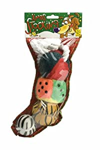 Dog Christmas Stocking from Paul Lamond Games