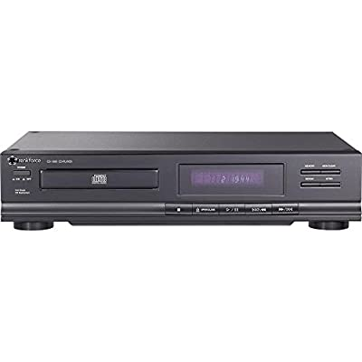 Lecteur CD renkforce CD-1000 noir par Renkforce