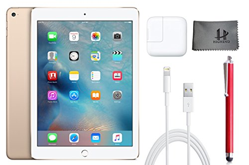 -apple-ipad-air-2-wifi-tablet-pc-246-cm-97-zoll-128gb-gold-highend-zubehor-bundle-neues-version-