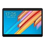Fulltime E-Gadget Tablet PC, 10,1 Zoll 2560 * 1600 Tablette PC Teclast M20 MT6797 X23 Deca-Kern Androide 8.0, 4GB RAM+64GB ROM, Doppel-4G-Telefon-Tabletten Doppel-WiFi (Schwarz)