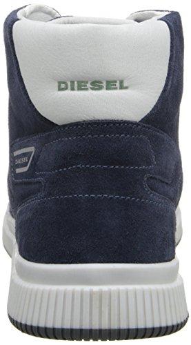 Diesel Herren Sprawl High-Top Blue Nights