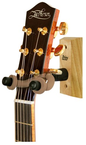 String Swing Guitar Hanger - Wooden