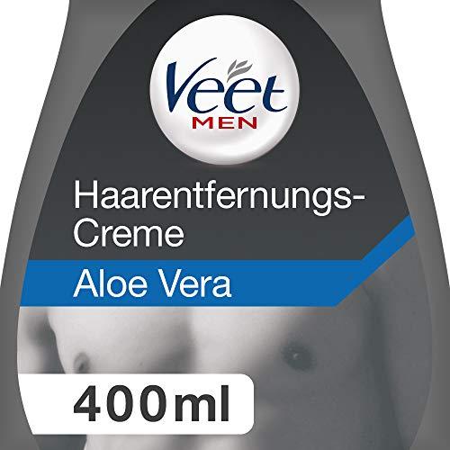 Veet for Men Haarentfernungscreme, 400ml