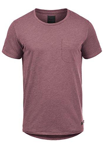 PRODUKT Tomás T-Shirt Kurzarm Rundhals, Größe:L, Farbe:Port Royal