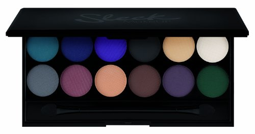 Sleek MakeUP iDivine Eyeshadow Palette Ultra Matte V2 13.2g -