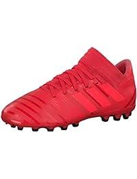 Adidas Nemeziz 17.3 AG J, Botas de fútbol Unisex Adulto