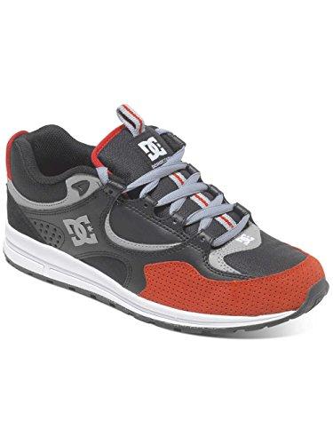 DC Shoes Kalis Lite - Chaussures pour homme ADYS100291 noir - noir/rouge
