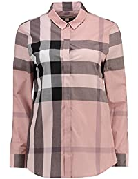 0e03ee219 Amazon.es  camisa burberry - Mujer  Ropa