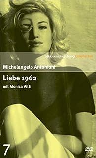 Liebe 1962 mit Monica Vitti - SZ Cinemathek Traumfrauen