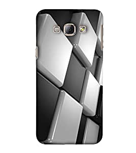 EagleHawk Designer 3D Printed Back Cover for Samsung Galaxy A8 - D476 :: Perfect Fit Designer Hard Case