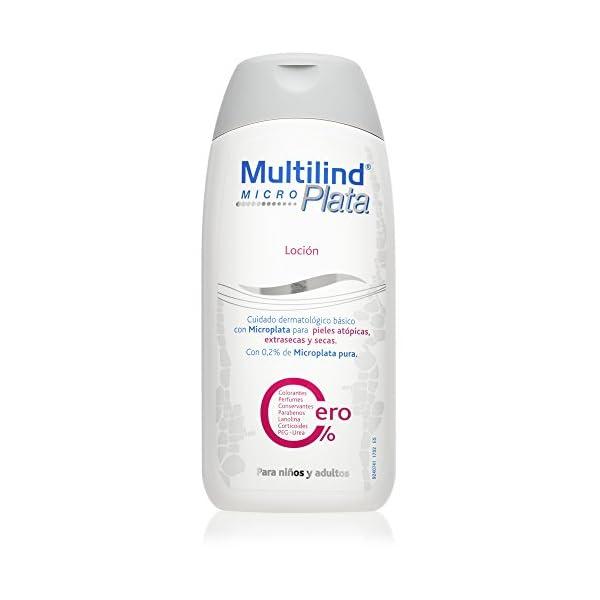 Multilind Microplata – Loción para Pieles Atópicas, Extrasecas y Secas – 200ml