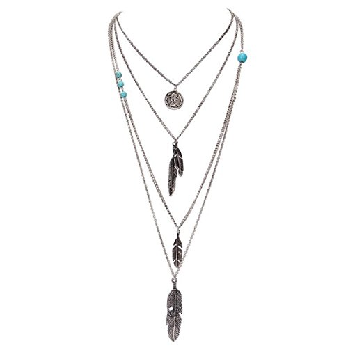 clocolor-bohemia-necklace-retro-turquoise-and-leaves-beaded-metal-necklace