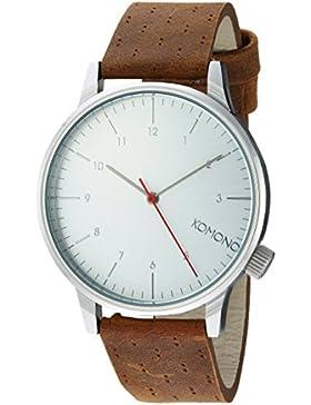 Komono Winston Herren Armbanduhr KOM-W2103