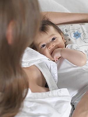 Cojín de lactancia Theraline. Incluye funda