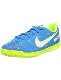 Nike Jr Mercurialx Vortex III Sx IC, Zapatillas de Fútbol Unisex para Niños