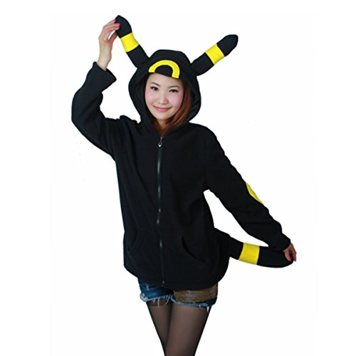 pokemon-cosplay-anime-costume-umbreon-ears-tail-coat-sweatshirt-hoodie-jacket-xl