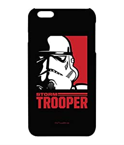 Iconic Storm Trooper Phone Cover for iPhone 6 Plus by Block Print Company