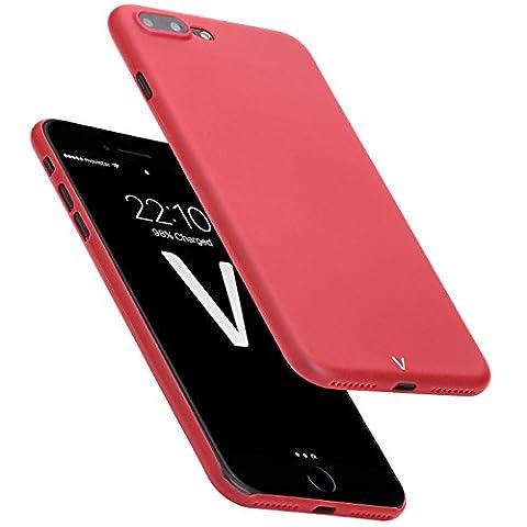 Coque pour iPhone 7 Plus - Vincoe® : Raw 7 Series | L'coque en Matte le plus fin et le plus léger du monde / coque avec protection pour la caméra, contours précises