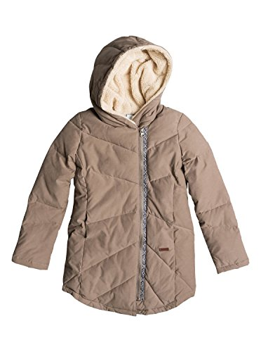 Roxy Chilly Daze Veste de sport Fille Walnut