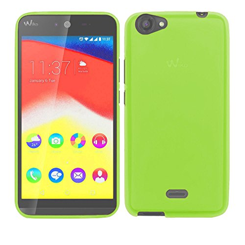 tbocr-wiko-rainbow-jam-green-ultra-thin-tpu-silicone-gel-case-cover-soft-jelly-rubber-skin