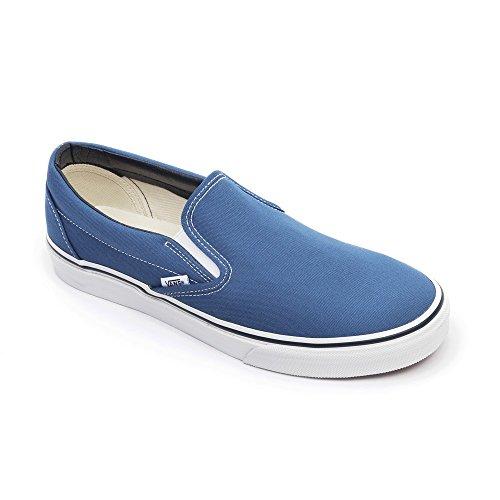 Vans U CLASSIC SLIP-ON, Sneaker Unisex Adulto Navy