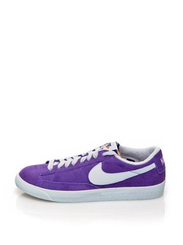 Nike  Blazer Low Prm (Vntg Suede), Sneakers Basses homme Violet - violet
