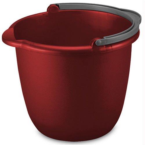 Sterilite Corp. 11205812 10 Quart Spout Bucket-10QT SPOUT PAIL