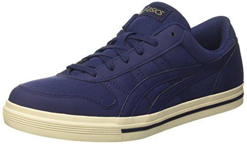 Asics Herren Aaron Sneaker, Blau (Peacoat/Peacoat), 40 EU (Schuhe Asics Court Indoor)