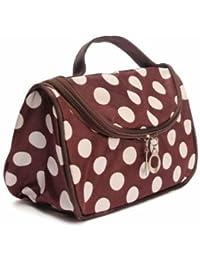 EasyBuy India Zebra Stripe Portable Makeup Cosmetic Case Storage Travel Bag - B0775YLJ8B
