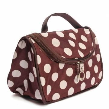Atoz Prime Zebra Stripe Makeup Cosmetic Case Storage Travel Bag - B07955628F