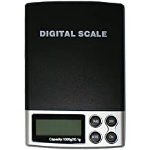 E9Q 0.1-1000 g 1KG Mini Digital Lcd peso herramienta de bolsillo peso balanza cocina nuevo