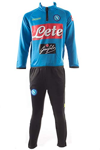 Kappa SSC Napoli Training Tracksuit for Children and Adults a410f4fea328d
