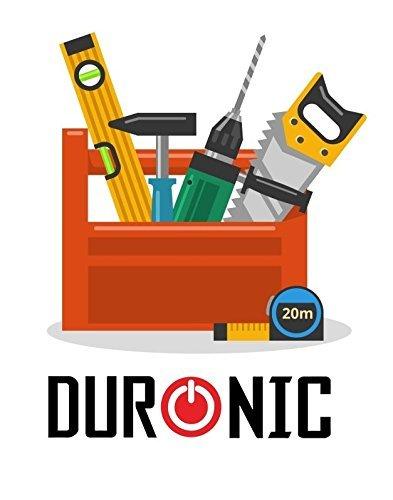 Duronic IM525 Bowl - Ciotola aggiuntiva per gelatiera Duronic IM525