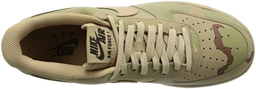 Nike Air Force 1 '07 Lv8, Sneakers basses homme sand black 204