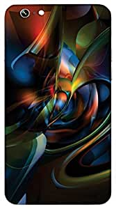 Timpax protective Armor Hard Bumper Back Case Cover. Multicolor printed on 3 Dimensional case with latest & finest graphic design art. Compatible with only Apple iPhone - 6-Plus. Design No :TDZ-21149